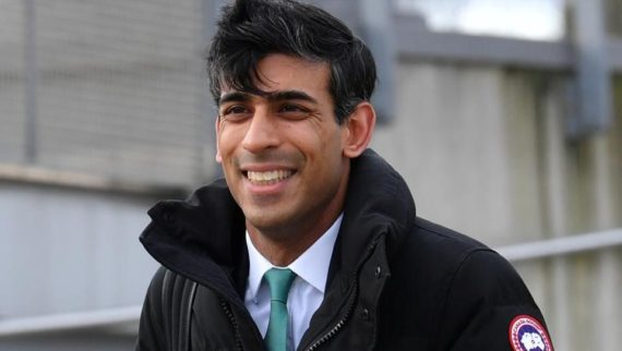 Narayana Murthy's Son-in-law Rishi Sunak Replaces Sajid Javid, Becomes the New Finance Minister of U.K.
