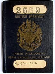 Britain to Go Back to its Original Blue Passport Post-Brexit