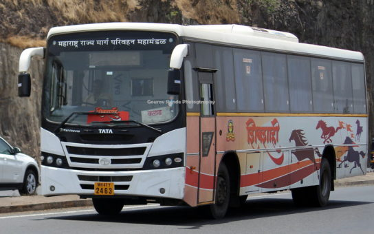 All MSRTC buses will soon display mobile numbers of officials