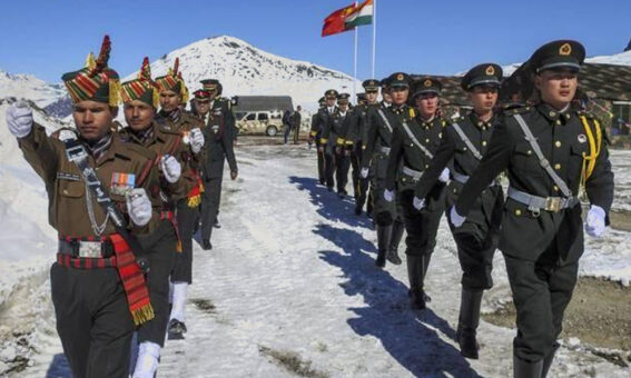 India – China stand Face to Face in Light of Recent Trespassing at the LAC Border