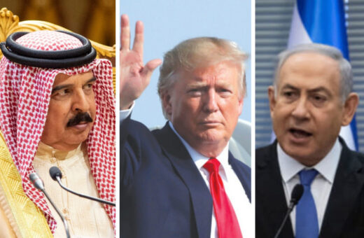 Trump Brokers Peace Deal between Israel and Bahrain