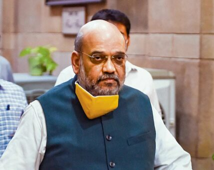 Home Minister Amit Shah Admitted to Delhi's AIIMS Again