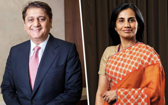 Chanda Kochhar's husband Deepak remanded to ED custody till September 19