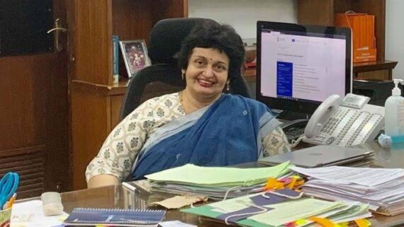 Former Health Secy Preeti Sudan appointed WHO panellist
