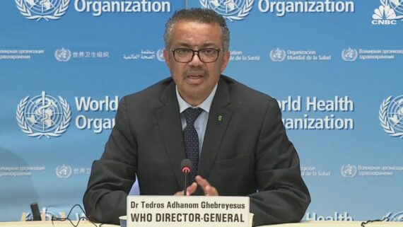 World Must Be Prepared For The Next Pandemic: WHO Chief Tedros