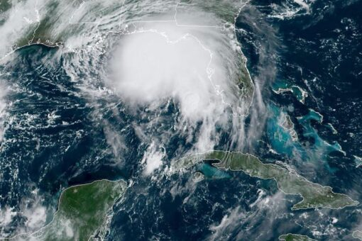 Hurricane Sally Intensifies, Expected to hit U.S. Gulf Coast