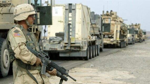 US Announces Withdrawal of Troops from Iraq and Afghanistan