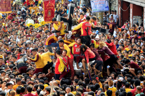 "Philippines Cancels ""Black Nazarene"" Procession  as COVID-19 Remains a Major Threat"