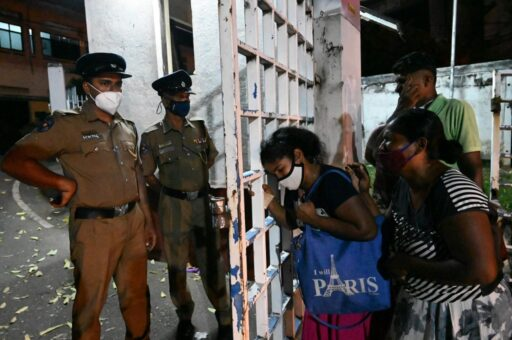Sri Lankan prisons release inmates after deadly jail riot over the pandemic