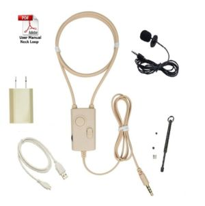 SPY RECHARGEABLE EARPIECE KIT WITH SOS FOOT BUTTON 2016