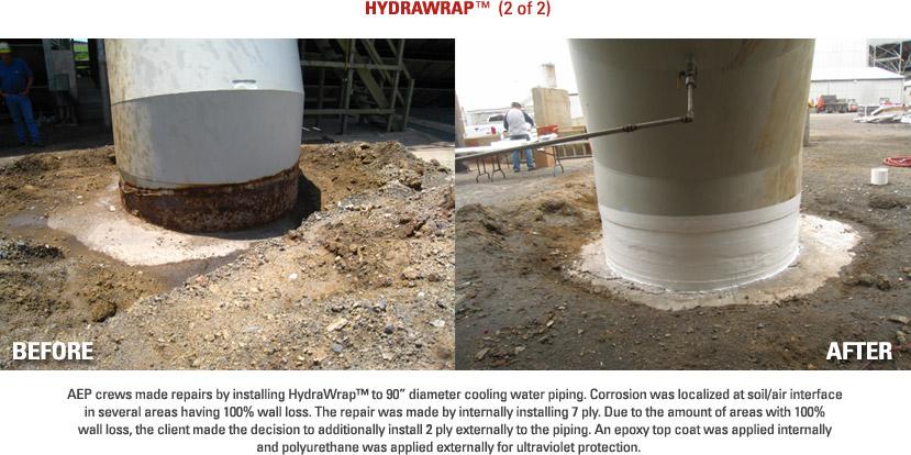 Hydrawrap