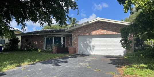 6801 NW 32 AVE Fort Lauderdale, FL 33309