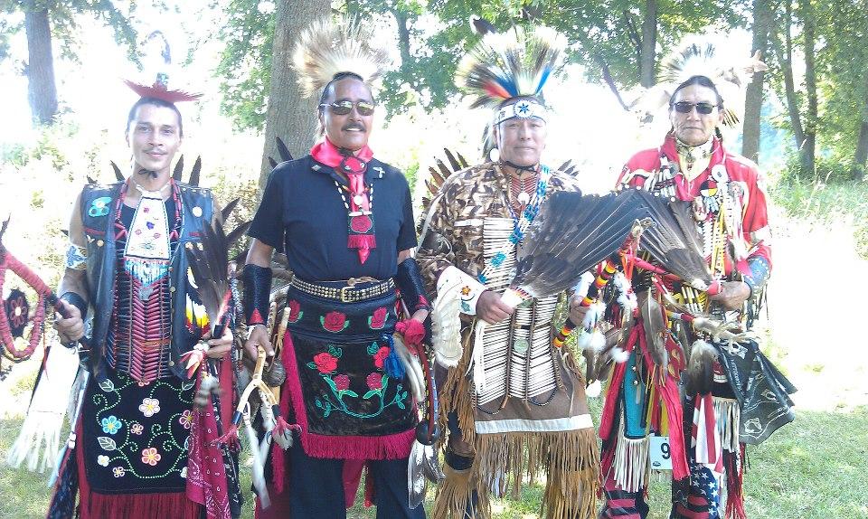 Mille Lacs Band of Ojibwe POWWOW 8.18.2012
