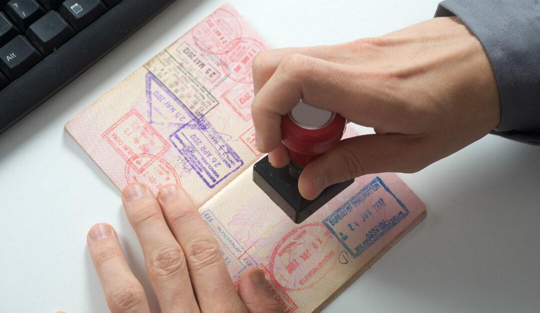 Tourist Visa extended until June 1, 2021