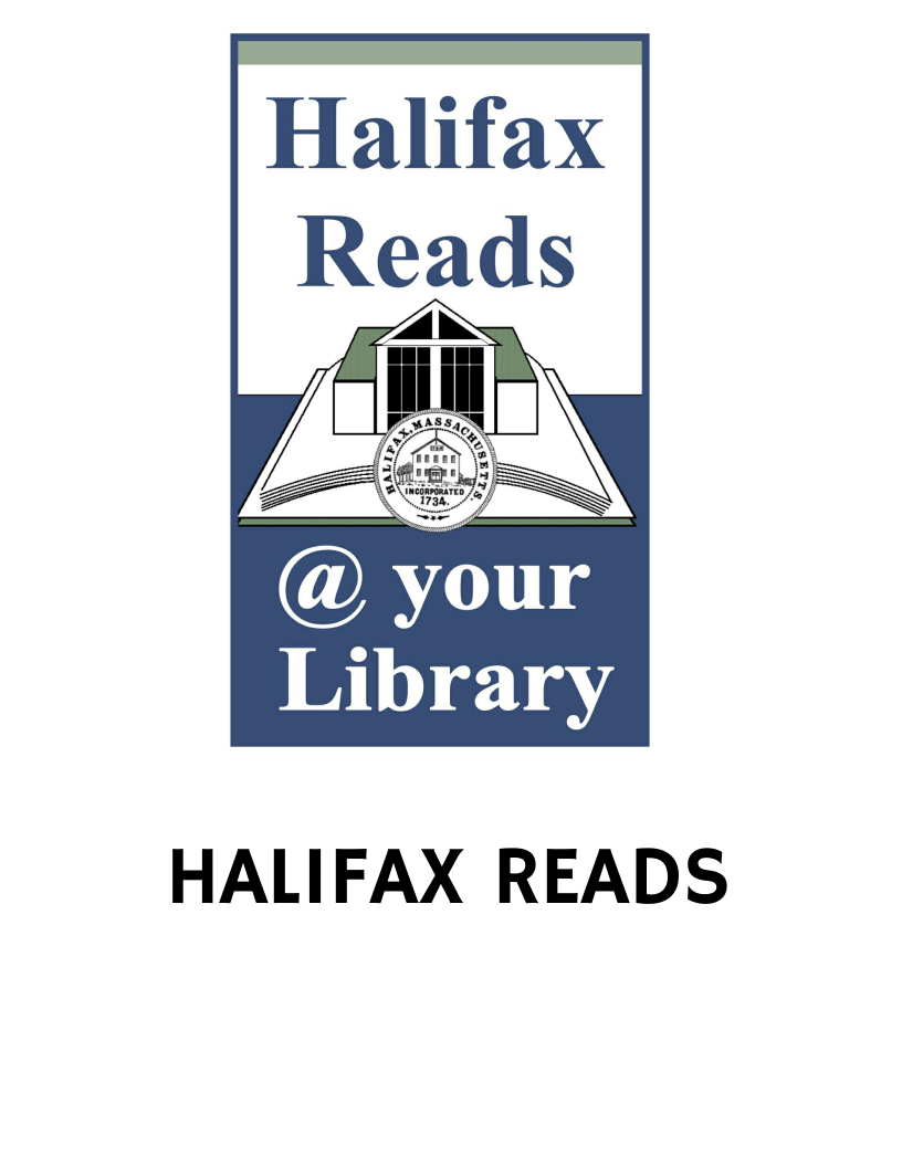 Halifax Reads 2020