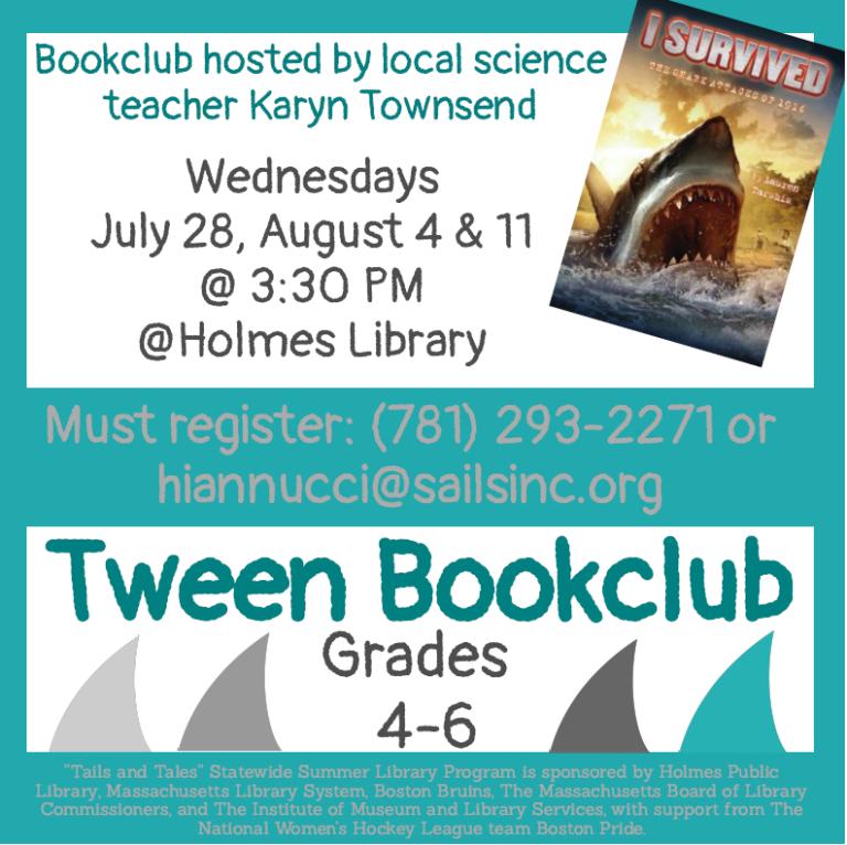 tween bookclub