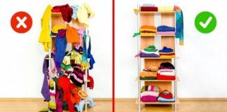 9 Consejos infalibles que te ayudarán a tener tu casa y tu vida siempre ordenada