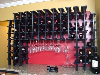 Stand para botellas