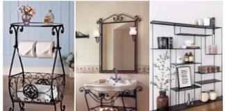 13 Ideas de muebles de herrería que harán lucir tu casa como de revista
