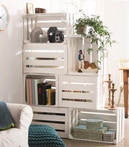 Separador de ambientes en el hogar