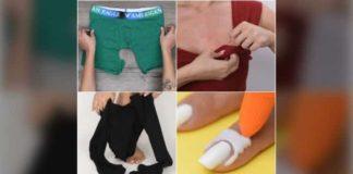 7 ingeniosas formas de darle un segundo uso a tus prendas de vestir comunes