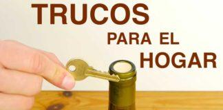8 trucos del hogar que harán tu vida más fácil