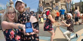 El momento en que accidentalmente una pareja se propuso matrimonio al mismo tiempo