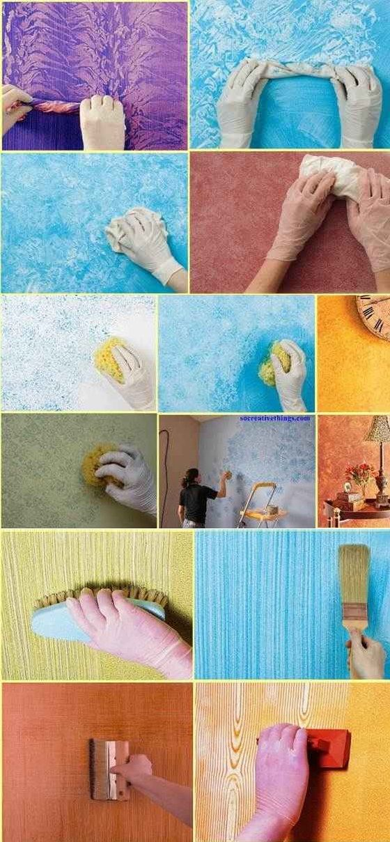 Texturas pasteles