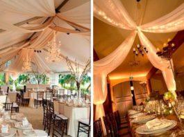 8 ideas originales de decoración con telas para tus fiestas