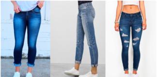 Aprende a escoger los jeans perfectos para ti
