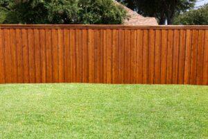 Wood Fence Repairs