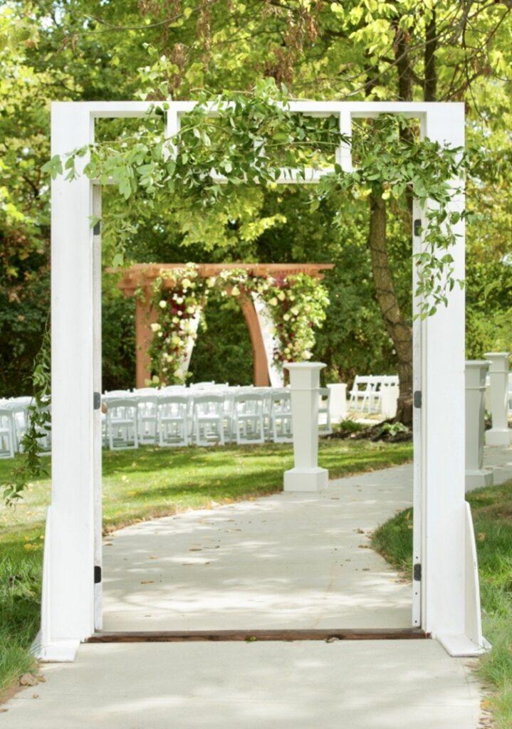 Meadow Door (front view):$400