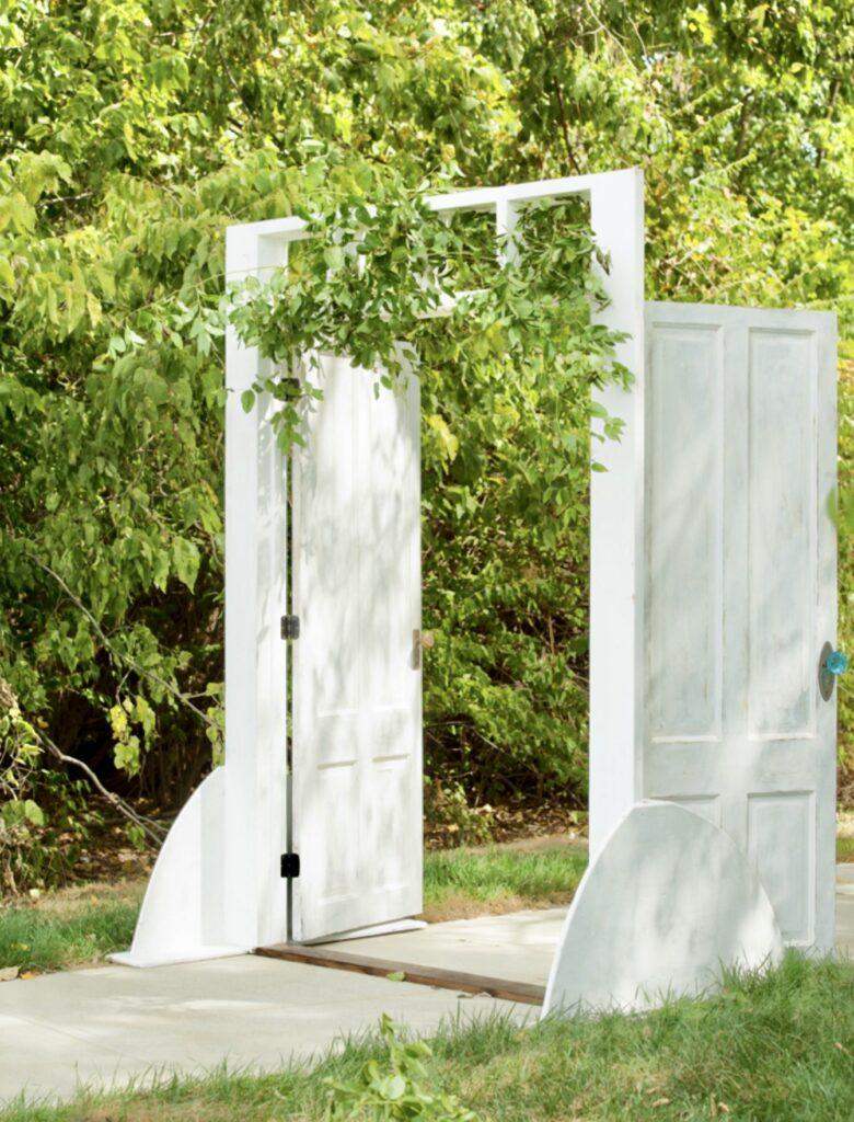 Meadow Door (side view): $400