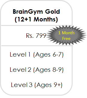 BrainGymJr Gold