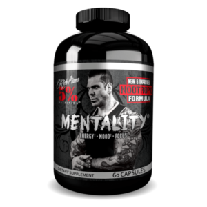 5% Nutrition Mentality Reformulated