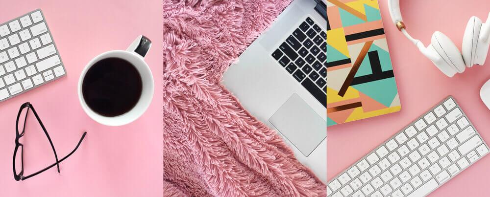 Pretty in Pink Instagram Photo Bundle