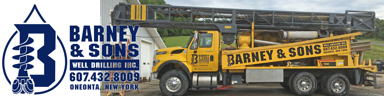 About Barney and Sons Well Drilling, Inc