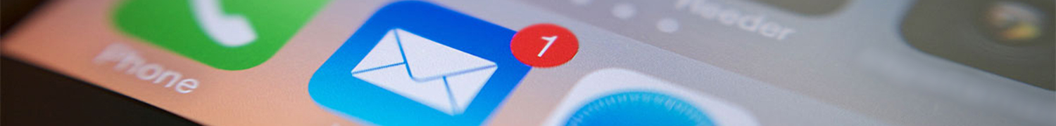 email iphone marketing