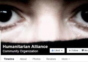 Humanitarian Alliance - Facebook