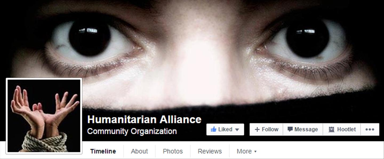 Humanitarian Alliance – Facebook