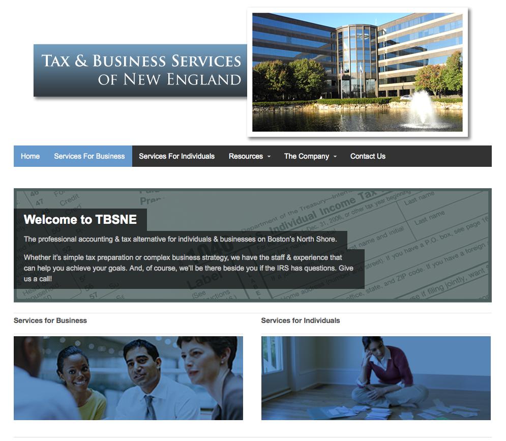 fresh web tech small business
