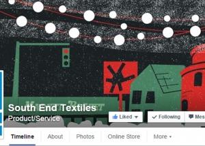 South End Textiles - Facebook