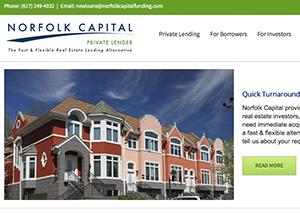Norfolk Capital - Website