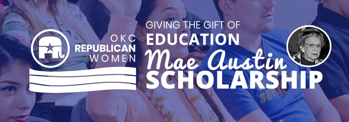 mae austin scholarship