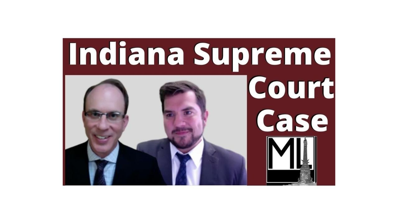 Making History at the Indiana Supreme Court