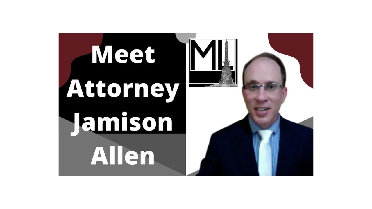 The Marc Lopez Law Firm Welcomes Attorney Jamison Allen!