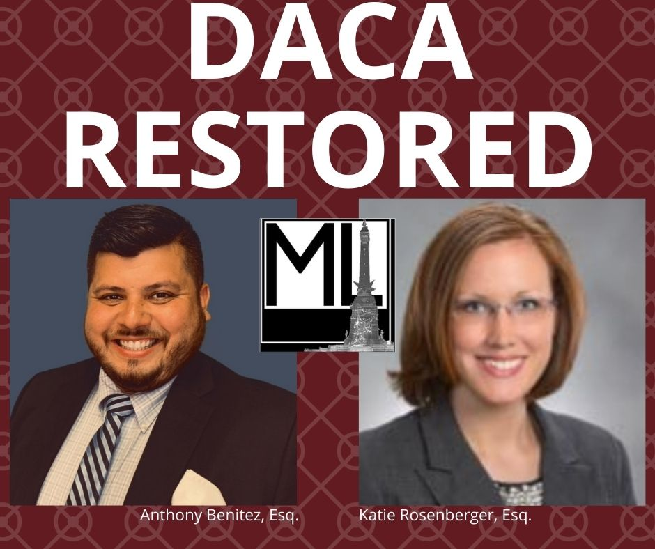 A Great Victory: DACA Restored