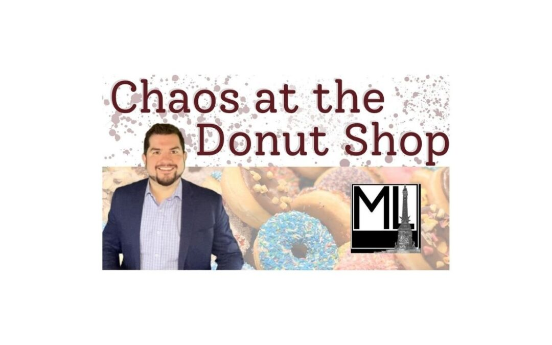 Donuts, Disagreements, and Death