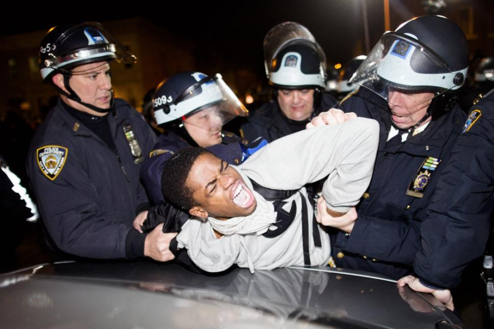 What Does It Take to Resist Law Enforcement?