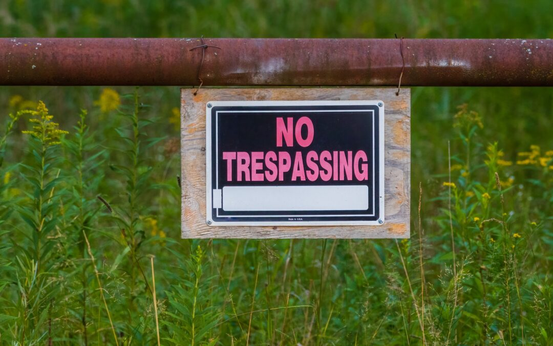 When a Trespasser Can Claim Self-Defense